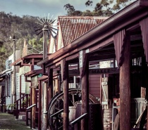 Herberton Historic Village ….step back in time from the 1800s , over 50 original buildings
