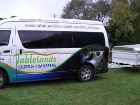Atherton Tablelands Transfers