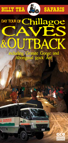1 Day Chillagoe Caves & Outback Eco Tour
