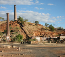 Historic Chillagoe Smelters