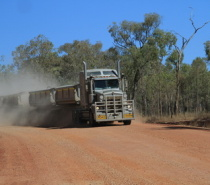 Road Train Chillagoe