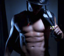 FN Hot Cairns Male Strippers Eli