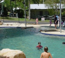 Swimming Pool at Lake Tinaroo Holiday Park