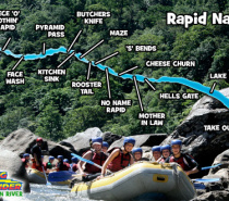 Barron River Rafting