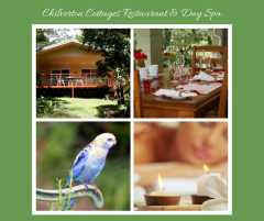 Chilverton Cottages, Restaurant & Day Spa