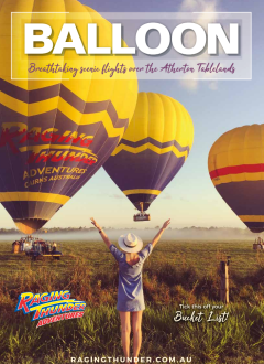 Scenic Balloon Flight | Cairns Hot Air Balloon Co