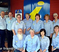 Atherton Tableland Information Centre Staff