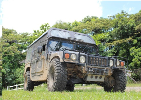 4WD and Hummer Half Day Tour