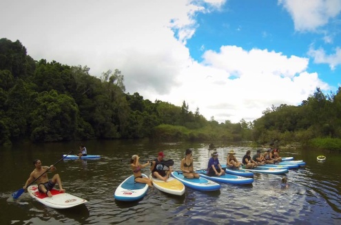 GOLDSBOROUGH VALLEY PADDLE & SNORKEL