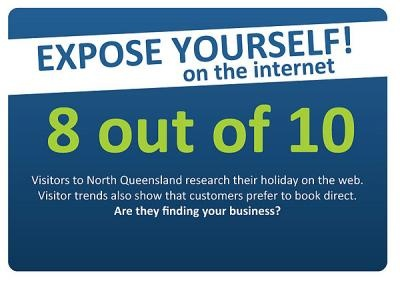 Expose Yourself! on the internet