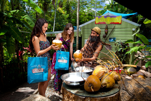 Kuranda Original Markets