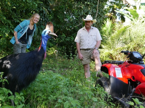 Kuranda Train up, ATV Buggy, Skyrail Return, Transfers