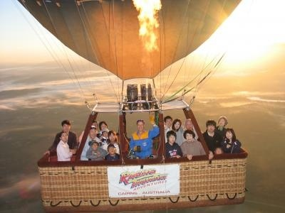 30 Minute Hot Air Balloon Scenic Flight