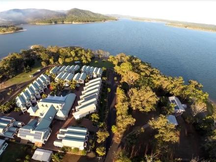 Tinaroo Lake Resort - Atherton Tablelands - Tourism Town