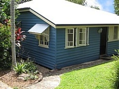 The Blue House Yungaburra