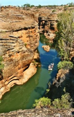 Cobbold Gorge Tours and Accommodation