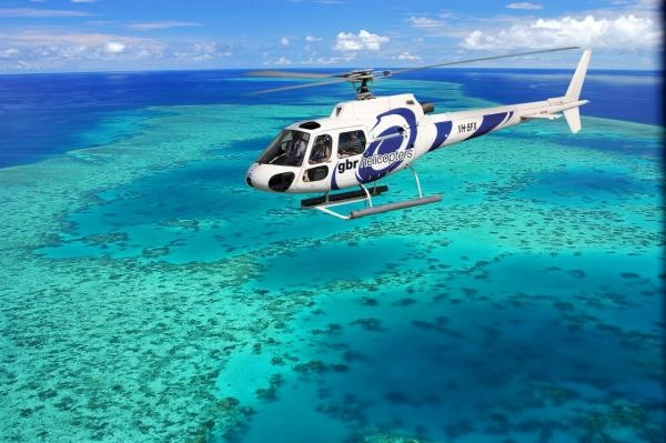 Gbr Helicopters Atherton Tablelands Tourism Town
