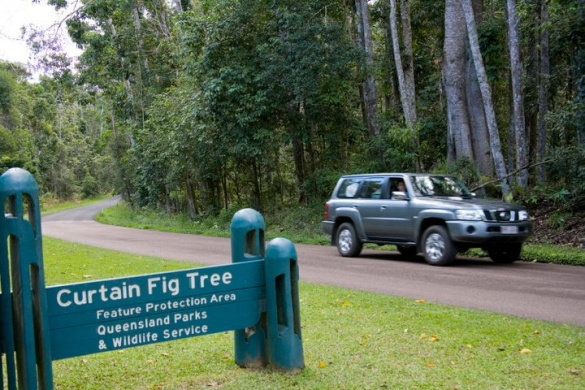 Touring Atherton Tablelands